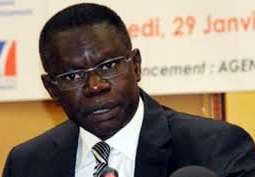 SEM Pape Diouf, Host Minister for Water Resources and Sanitation_main